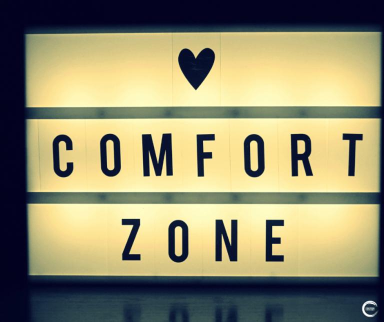 La zona di comfort